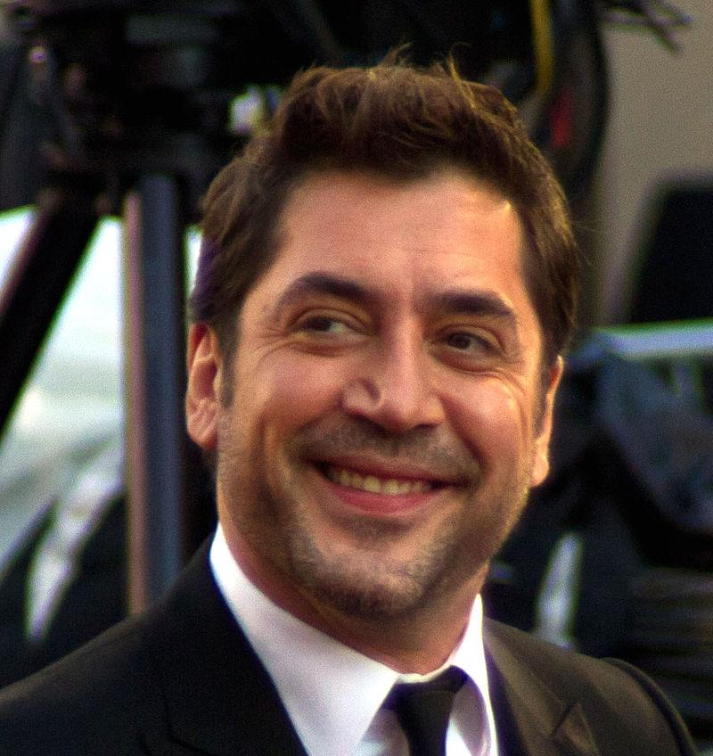 Javier Bardem. Credit: Wikimedia Commons.