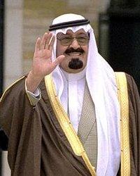 King Abdullah of Saudi Arabia. Credit: Wikimedia Commons.