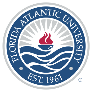 The Florida Atlantic University logo. Credit: Wikimedia Commons.