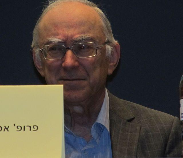 Asa Kasher. Credit: Wikimedia Commons.