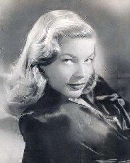 Lauren Bacall. Credit: Wikimedia Commons.