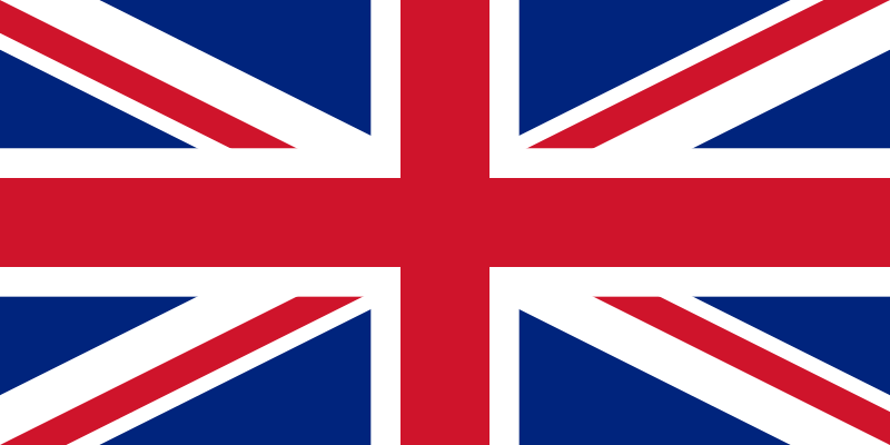 The British flag. Credit: Wikimedia Commons.