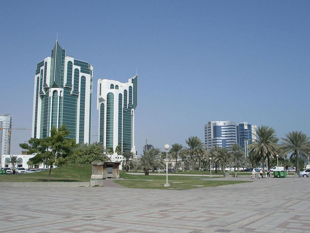 Doha, Qatar. Credit: Wikimedia Commons.