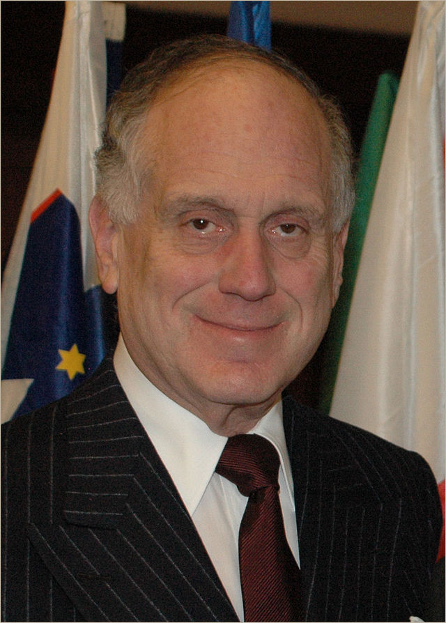 Ronald S. Lauder. Credit: Wikimedia Commons.