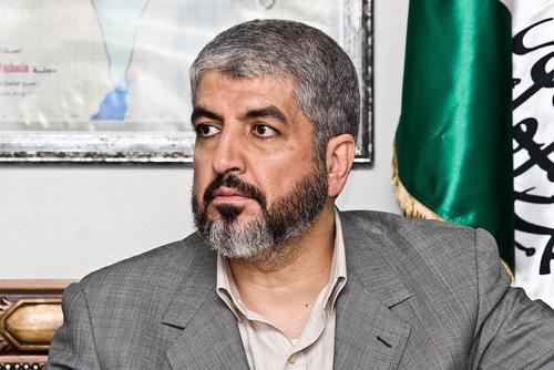 Khaled Mashaal. Credit:Trango via Wikimedia Commons.