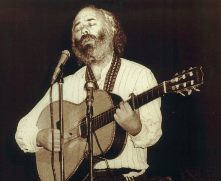 Click photo to download. Caption: Rabbi Shlomo Carlebach. Credit: Facebook.