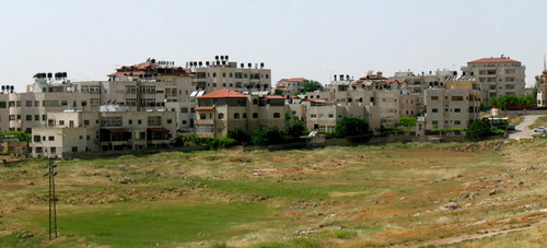 The eastern Jerusalem neighborhood of Shuafat. Credit: Wikimedia Commons.
