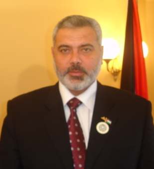 Hamas leader Ismail Haniyeh. Credit: Wikimedia Commons.