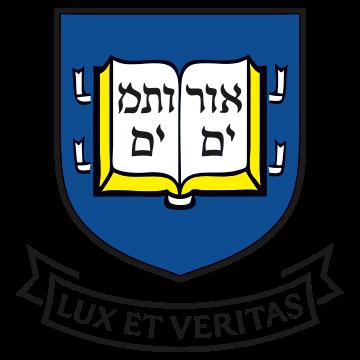The Yale University shield. Credit: Yale University.