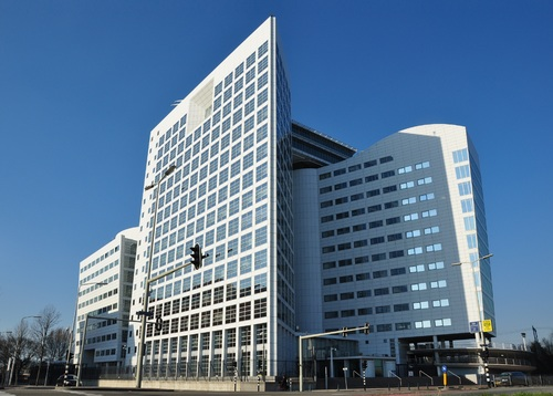 The International Criminal Court in The Hague. Credit: Wikimedia Commons.
