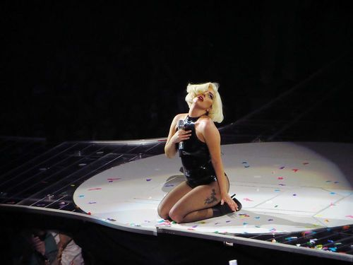 Lady Gaga. Credit: proacguy1 via Wikimedia Commons.