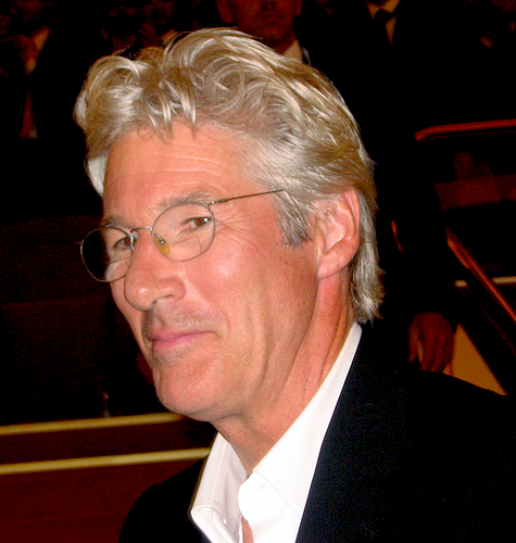 "Richard Gere stars in ""Time Out of Mind,"" a film directed by Israeli-American Oren Moverman. Credit: Wikimedia Commons."