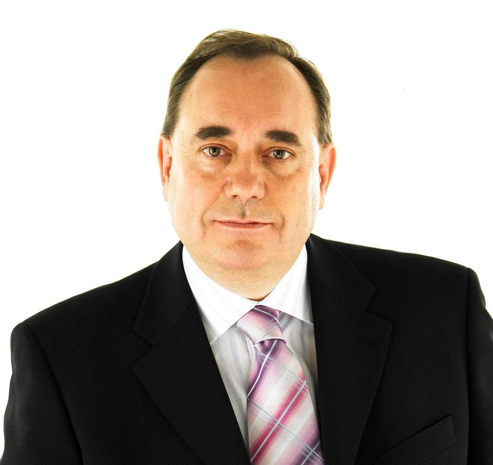 Scottish National Party leader Alex Salmond. Credit: Wikimedia Commons.