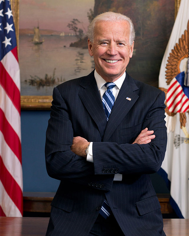U.S. Vice President Joe Biden. Credit: Wikimedia Commons.