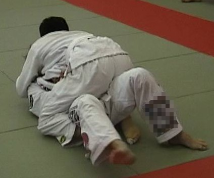Illustrative image of a Judo fight. An Israeli won a gold medal at  the under-21 European Judo Championship held in Bucharest, Romania. Credit: Wikimedia Commons.