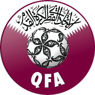 The logo of Qatar's football (soccer) association. Credit: QFA.