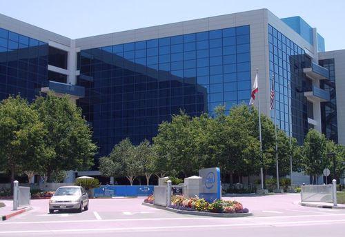 Intel headquarters in Santa Clara, Calif. Credit: Wikimedia Commons.