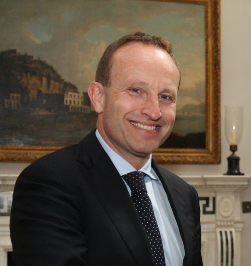Danish foreign minister Martin Lidegaard. Credit: Wikimedia Commons.