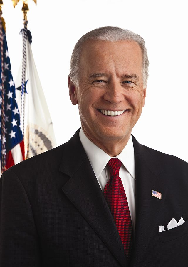 Vice President Joe Biden. Credit: Wikimedia Commons.