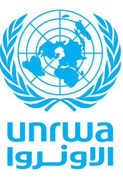The UNRWA logo. Credit: Wikimedia Commons.