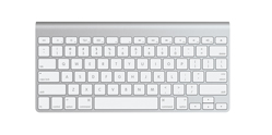 The Apple keyboard. Credit: Apple.