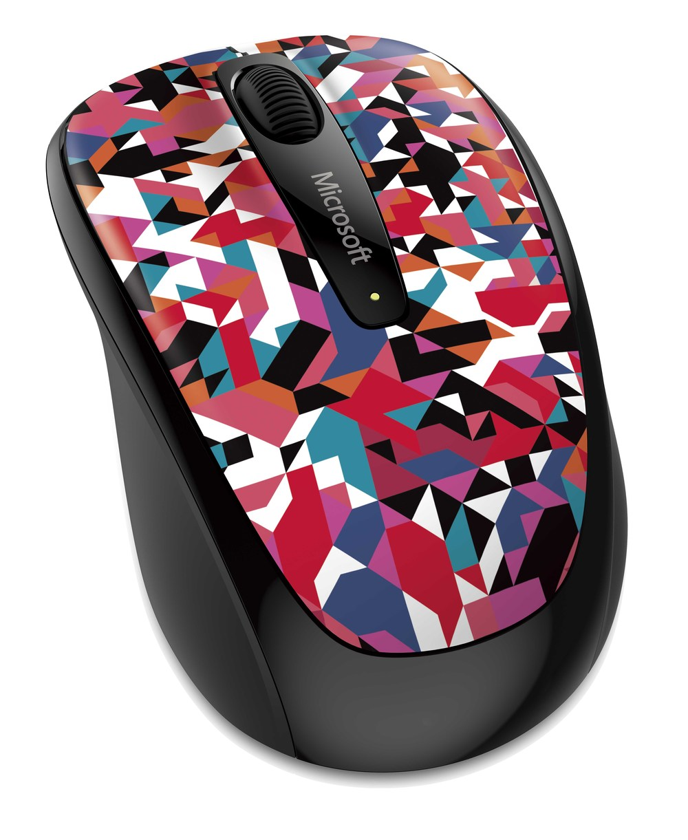 An Art Series mouse. Credit: Microsoft.