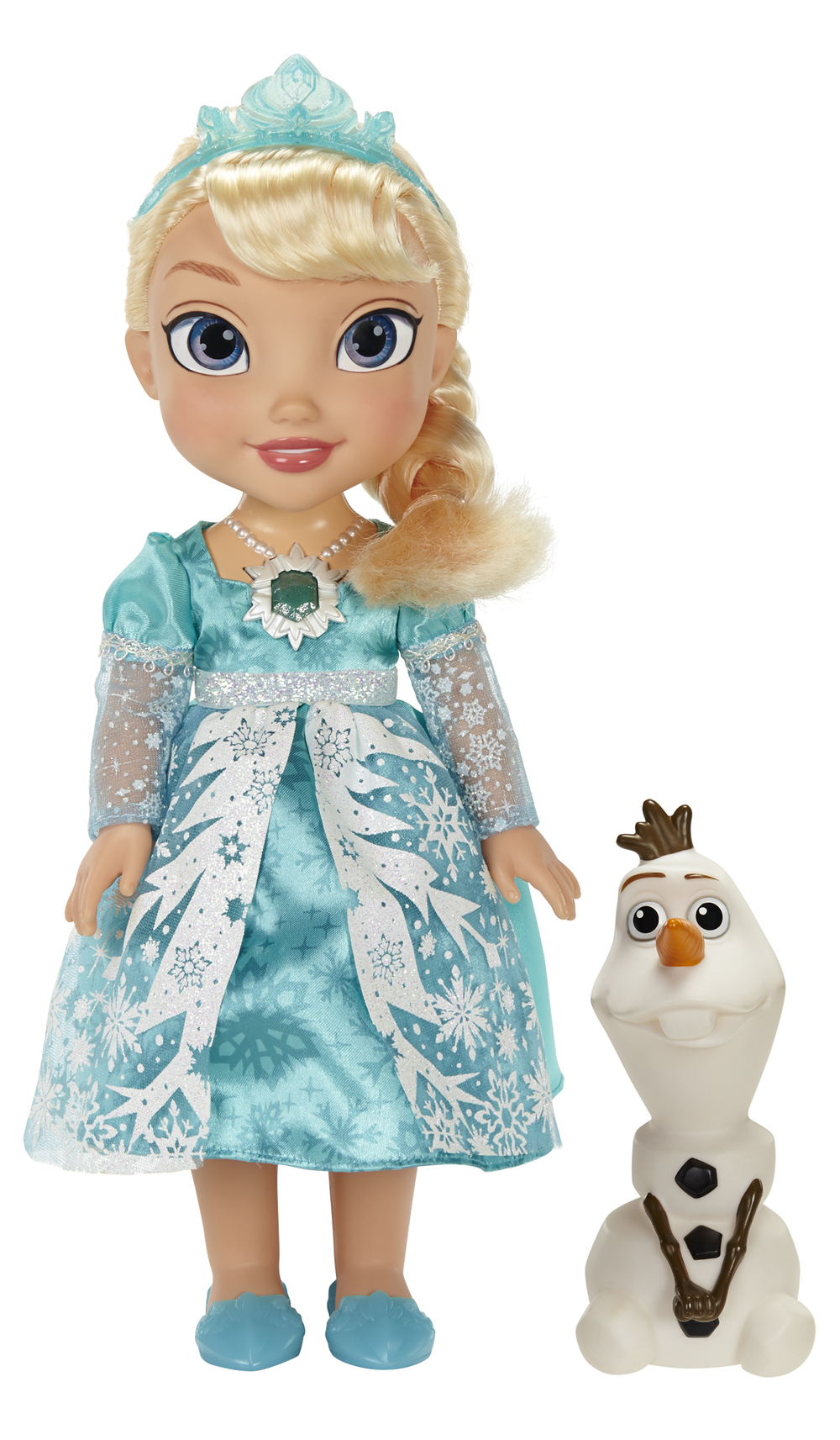 "isney Frozen Snow Glow Elsa. Credit: Toys""R""Us."