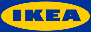 IKEA logo. Credit: Wikimedia Commons.