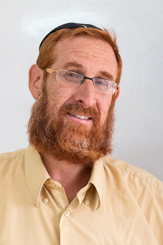Yehudah Glick. Credit: Amitay Salomon.