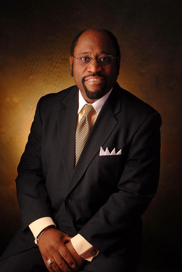 Evangelical Pastor Myles Munroe. Credit: Wikimedia Commons.