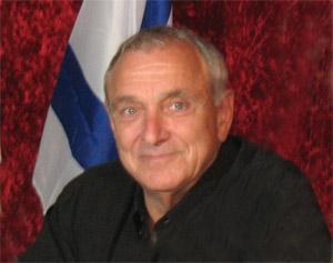Israeli Public Security Minister Yitzhak Aharonvitch. Credit: Wikimedia Commons.