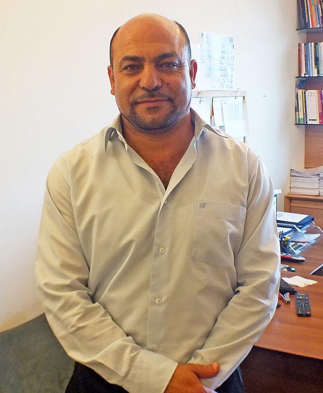 MK Masud Ganaim. Credit: Wikimedia Commons.