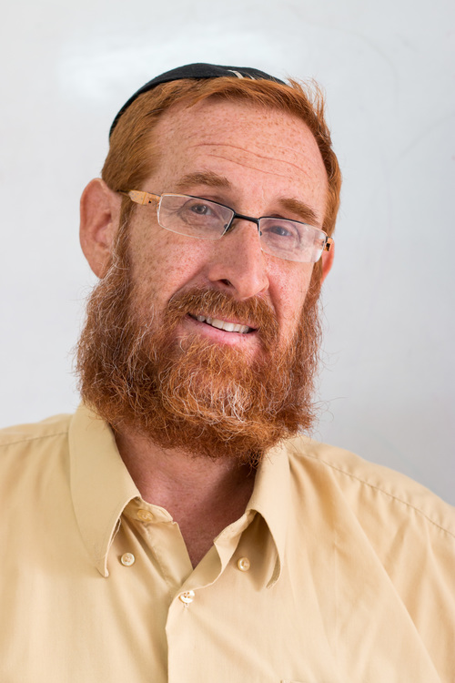 Temple Mount activist Yehuda Glick. Credit: Wikimedia Commons.