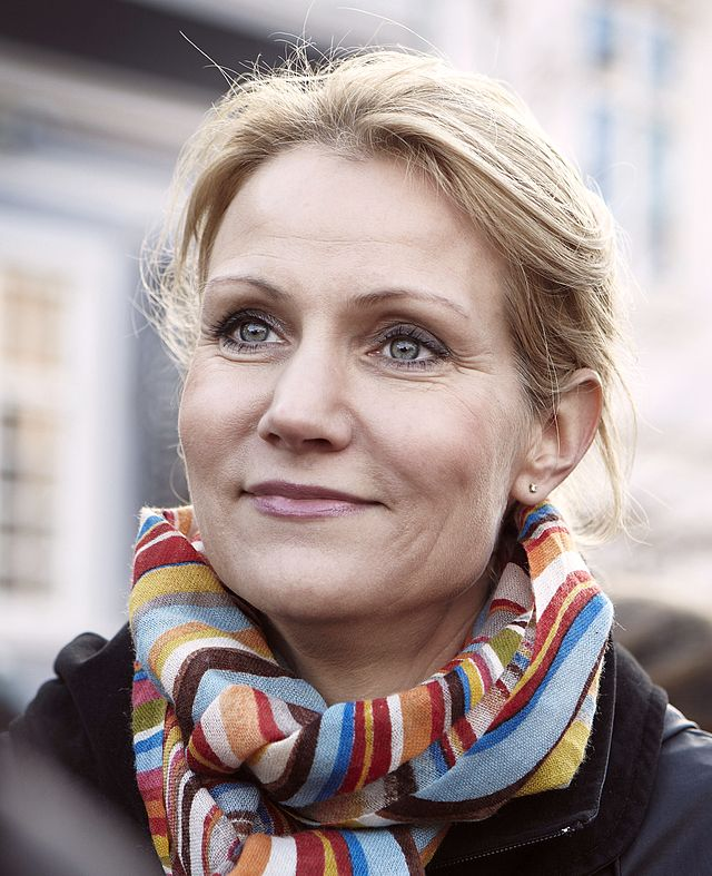Danish Prime Minister Helle Thorning-Schmidt. Credit: Wikimedia Commons.