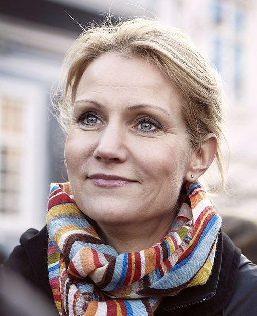 DanishPrime Minister Helle Thorning-Schmidt. Credit: Wikimedia Commons.