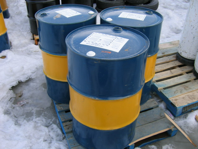 Fuel barrels. Credit: Wikimedia Commons.