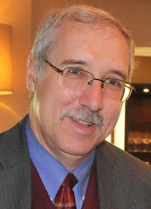 NGO Monitor founder and president Gerald Steinberg. Credit: Gerald Steinberg.