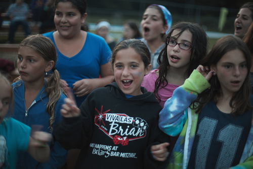 BunkConnect matches eligible families with affordable Jewish summer camps. Credit: The Foundation for Jewish Camp (FJC).