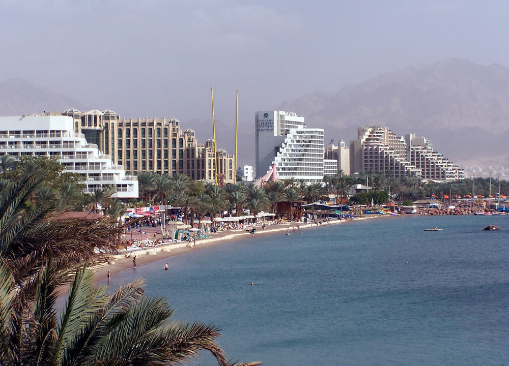 """An oil spill dubbed as the """"worst cases of pollution in the history"""" of Israel has occurred in Eilat. Credit: Wikimedia Commons."""