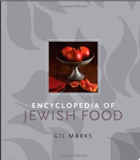 "Gil Marks' ""Encyclopedia of Jewish Food"" put the author on The Forward's list of 50 most influential Jews in 2010. Credit: Screenshot from YouTube."