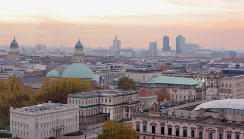 Berlin, Germany. Credit: Wikimedia Commons,