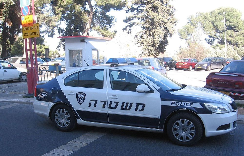 An American man was indicted for allegedly conspiring to attack Muslim holy sites in Israel after being arrested by Israeli police (illustrative). Credit: Wikimedia Commons.