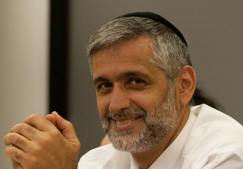 The leader of the haredi Israeli political party Shas, Eli Yishai, is forming a new party. Credit: Ira Abramov via Wikimedia Commons.