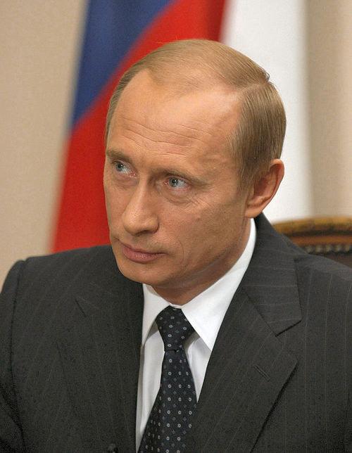 Russian President Vladimir Putin. Credit: Wikimedia Commons.