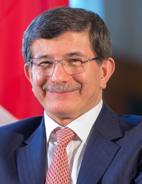New Turkish Prime Minister Ahmet Davutoglu. Credit: Michael Gross via Wikimedia Commons.