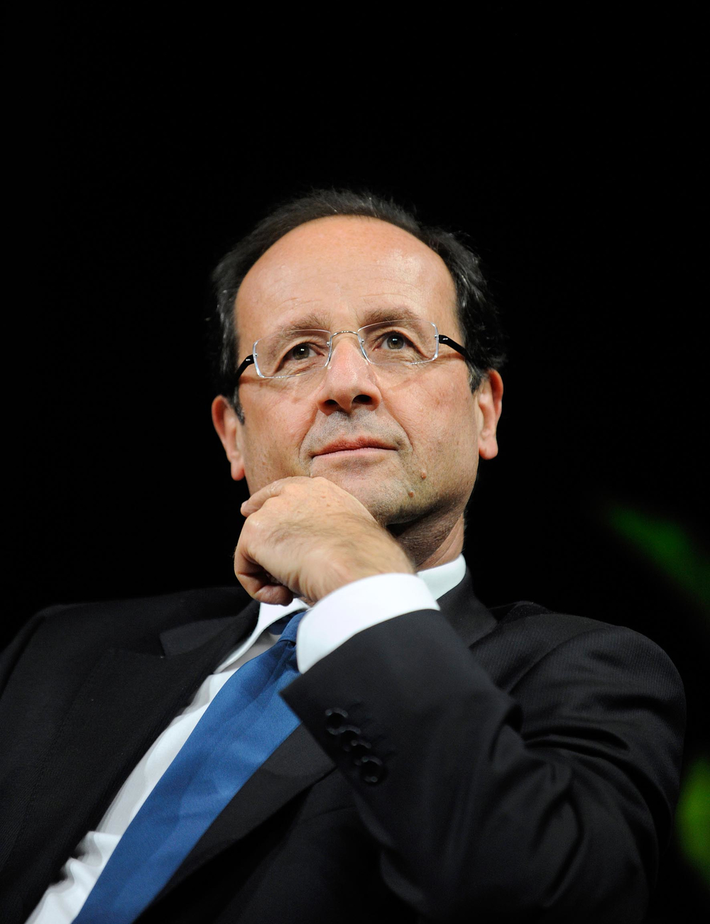 French President Francois Hollande. Credit: Wikimedia Commons.