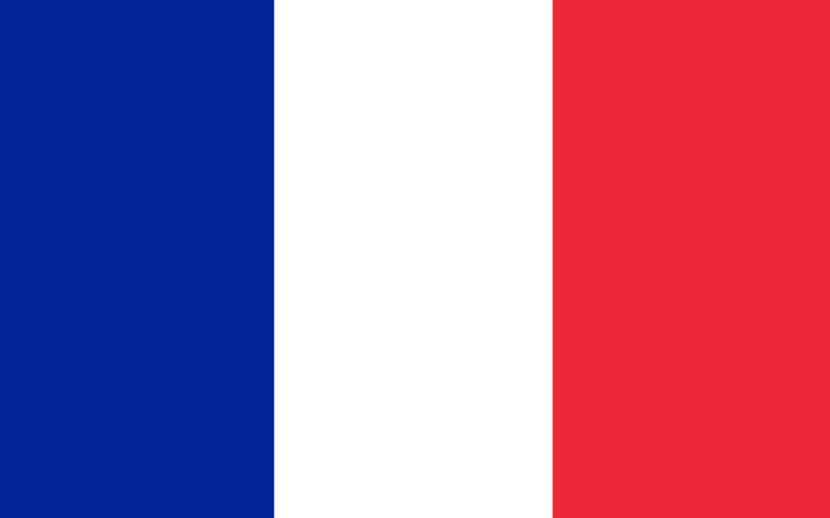 The French flag. Credit: Wikimedia Commons.