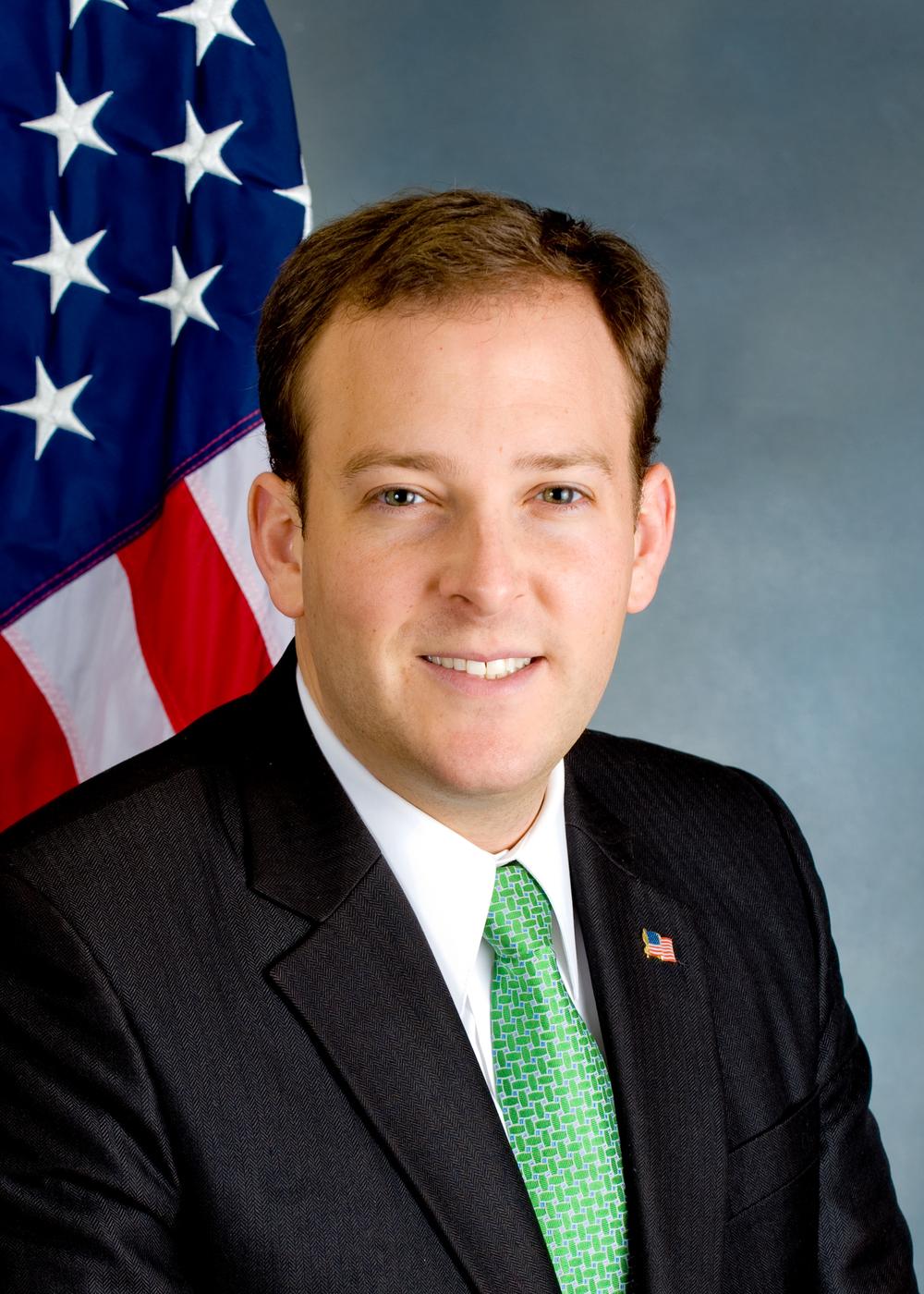 U.S. Rep. Lee Zeldin (R-NY). Credit: Wikimedia Commons.