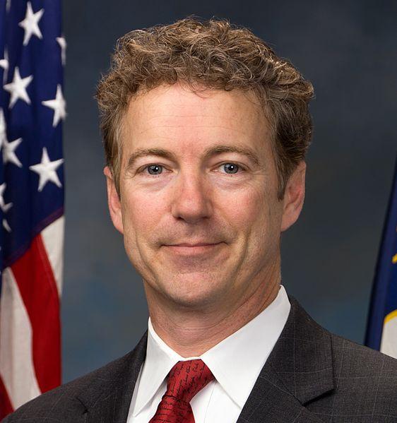 Sen. Rand Paul (R-KY). Credit: U.S. Senate.