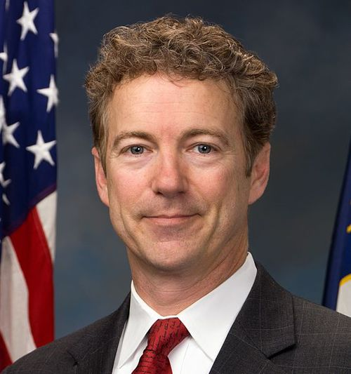 Sen. Rand Paul (R-KY). Credit: U.S. Senate.